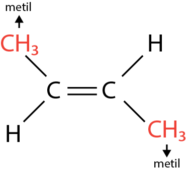 Isomer Geometri Trans